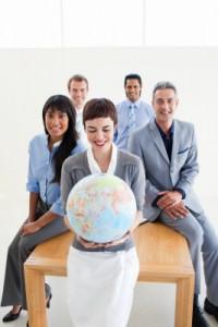 Verteilte globale Übersetzerteams